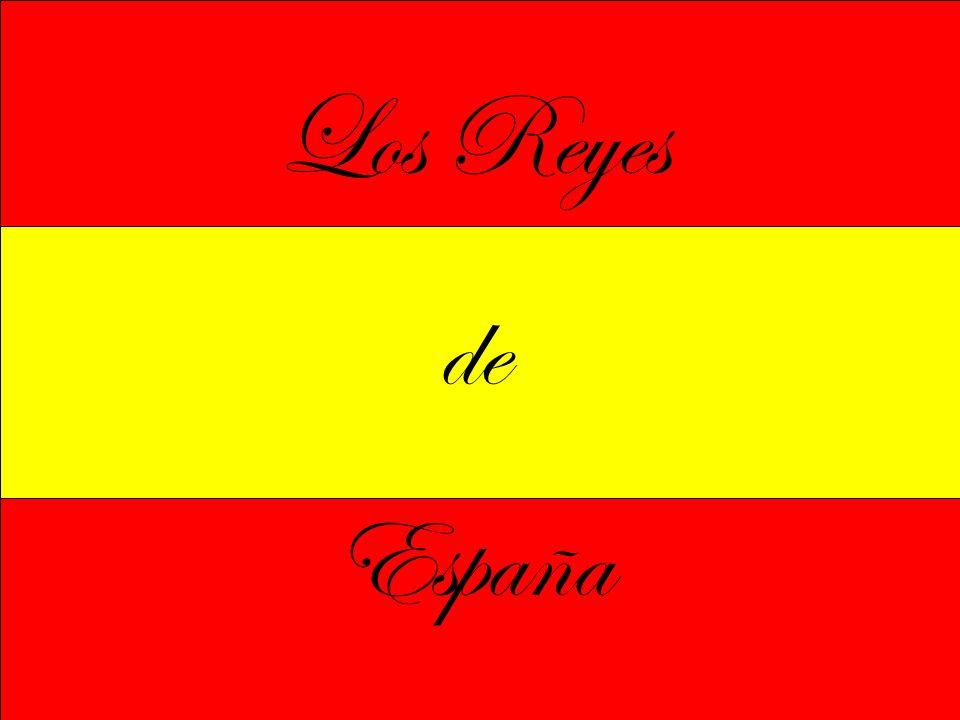 Su Majestad el Rey Don Juan Carlos I Nombre: Juan Carlos Apellido : de Borbón y Borbón Fecha de nacimiento: el 5 de enero de 1938 Es Rey de España desde el 22 de noviembre de 1975 Escudo de Armas de Su Majestad el Rey Lugar de nacimiento: Roma