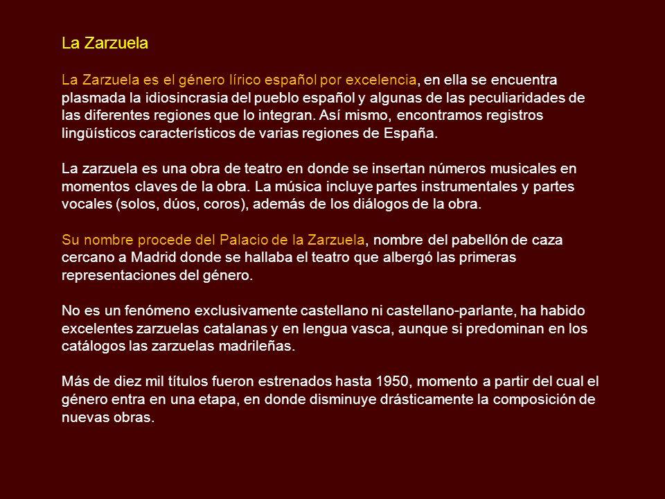 Historia de La Zarzuela El Barberillo de Lavapiés - El Noble Gremio. Francisco Asenjo Barbieri 14-11-2011