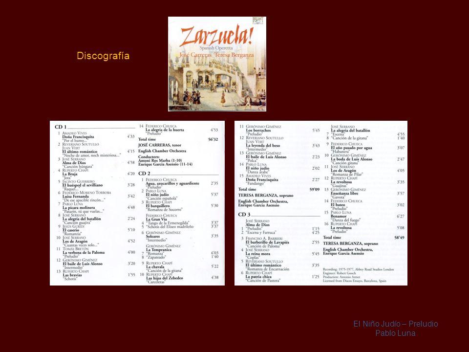 Pablo Sorozábal fue un compositor muy importante dentro del género de la zarzuela grande, musicalizó en 1945 un libreto de Pío Baroja, Adiós a la Bohe