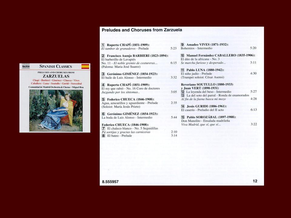 El Niño Judío – Preludio Pablo Luna Discografía