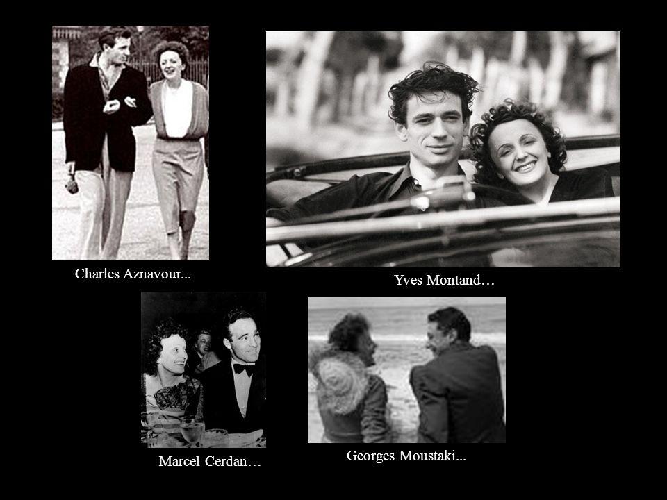 Por su vida pasaron desde sus inicios, pequeños rufianes, artistas callejeros y después hasta hombres famosos como Marlon Brando, Yves Montand, Charle