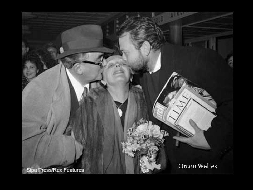 Charles Aznavour... Georges Moustaki... Yves Montand… Marcel Cerdan…