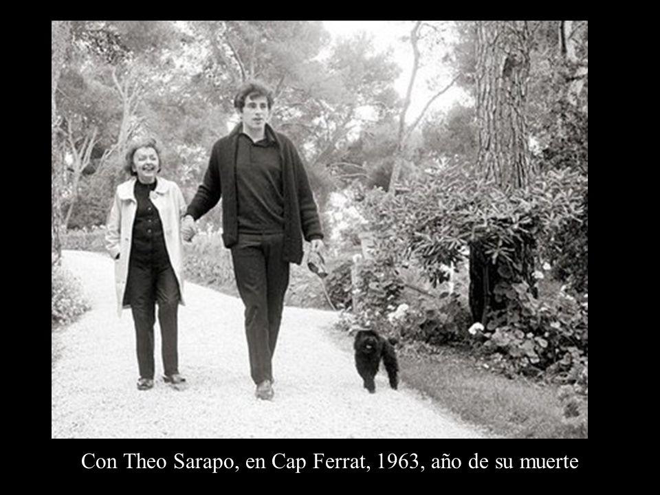 Un año después de casarse con el joven griego, en 1963, Edith Piaf murió en su casa del Boulevard Lannes a la edad de 47 años, víctima de una cirrosis