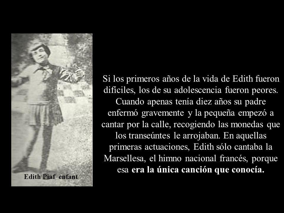 Théo Sarapo fue el único heredero de Edith Piaf.