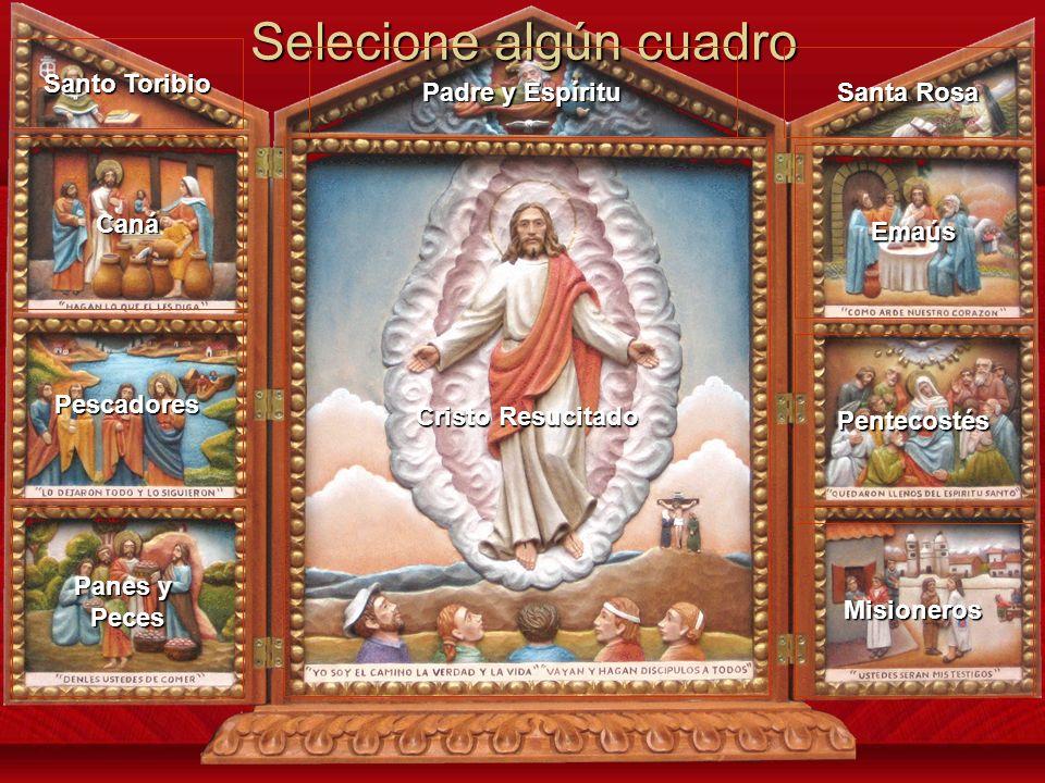 Tres Dimensiones La fe vivida Alimento y Sustento La fe recibida Don del Resucitado La fe anunciadaMisión