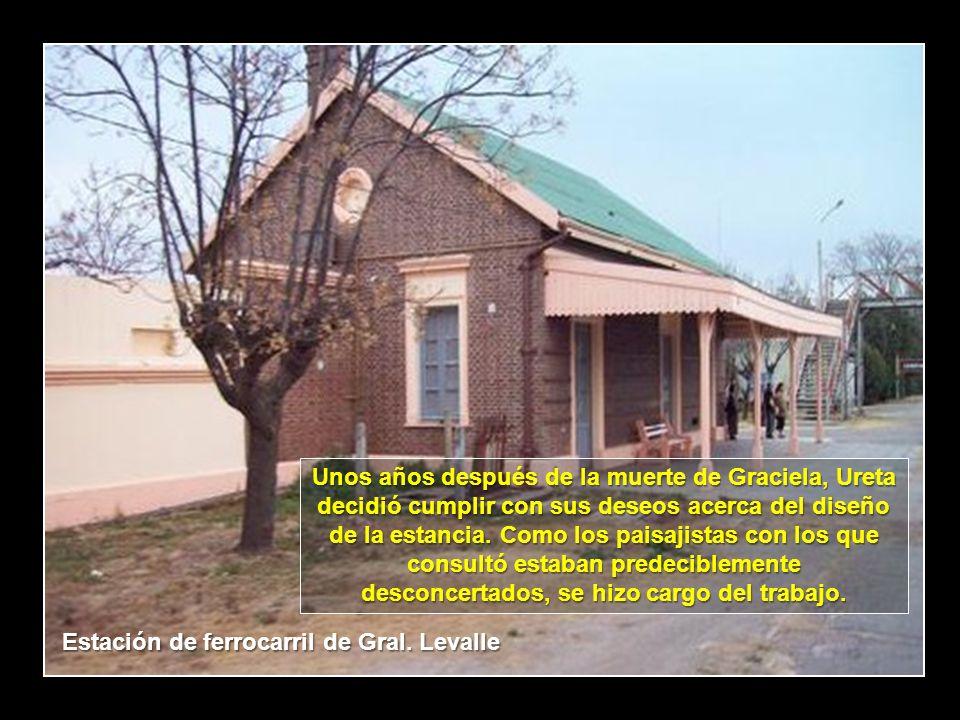 Atardecer en Río Quinto, no lejos de General Levalle Hoy, Ureta dice que la muerte de su esposa orientó su vida en una dirección más filosófica: se re