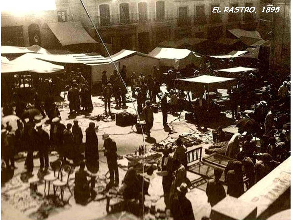 EL RASTRO, 1895