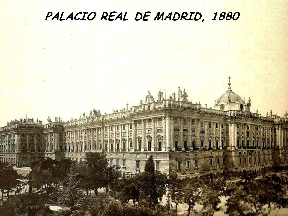 ORGANILLERO EN LAS CALLES DE MADRID, 1910.