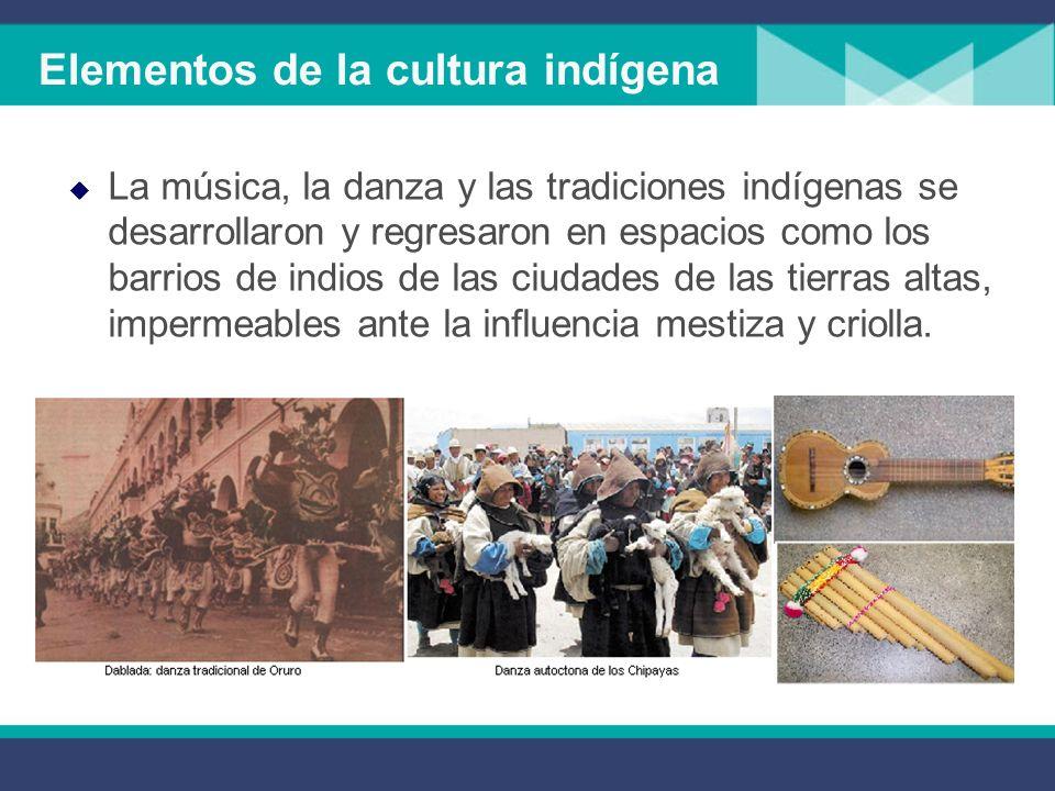 La cultura popular en Bolivia