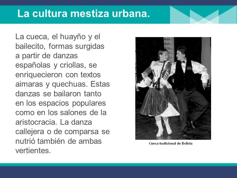 Observar y escuchar la impresionante diversidad de música y danza autóctona que tenemos en Bolivia, se trata no sólo de observar una expresión meramen