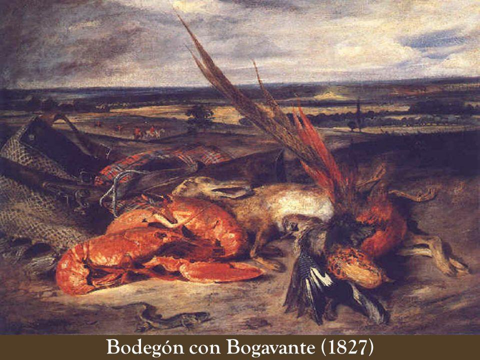 La Muerte de Sardanápalo (1827)