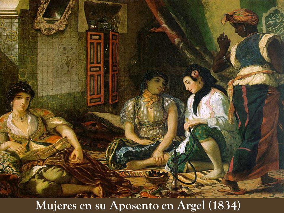 Conversación Morisca (Acuarela) (1833)