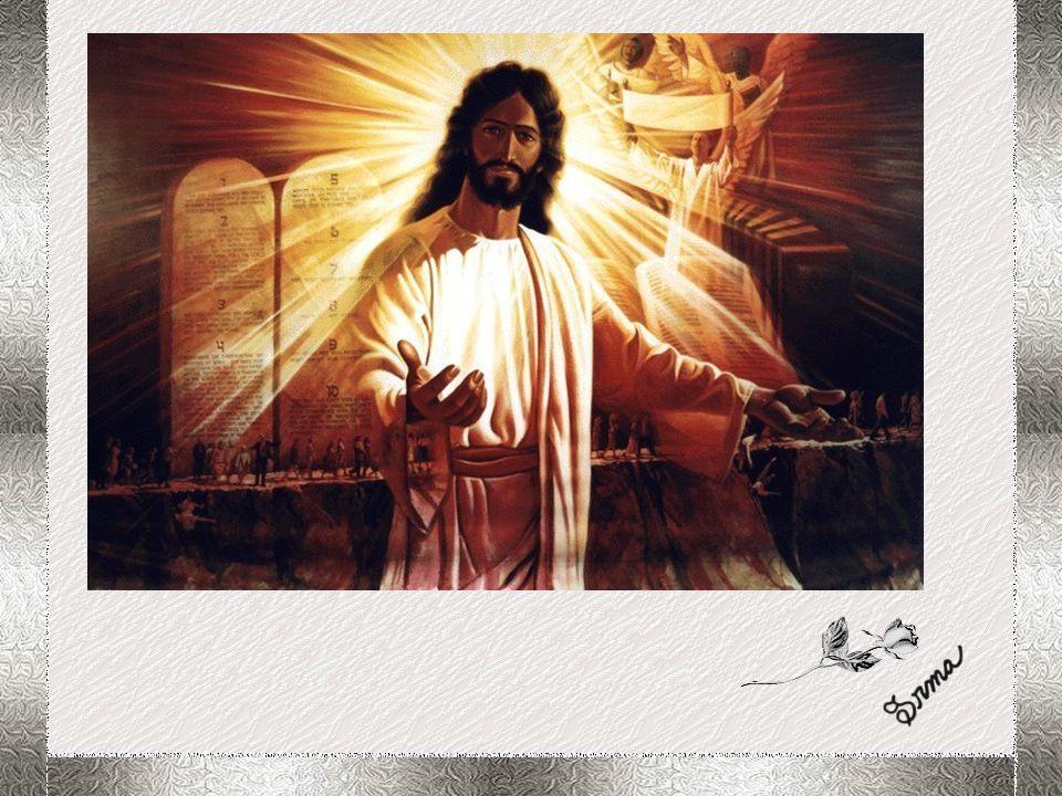 Jesús sabe que va a su sacrificio, hace en su última cena testamento, un mandato de amor y un sacramento, pilares de su sólido edificio. Da ejemplo de
