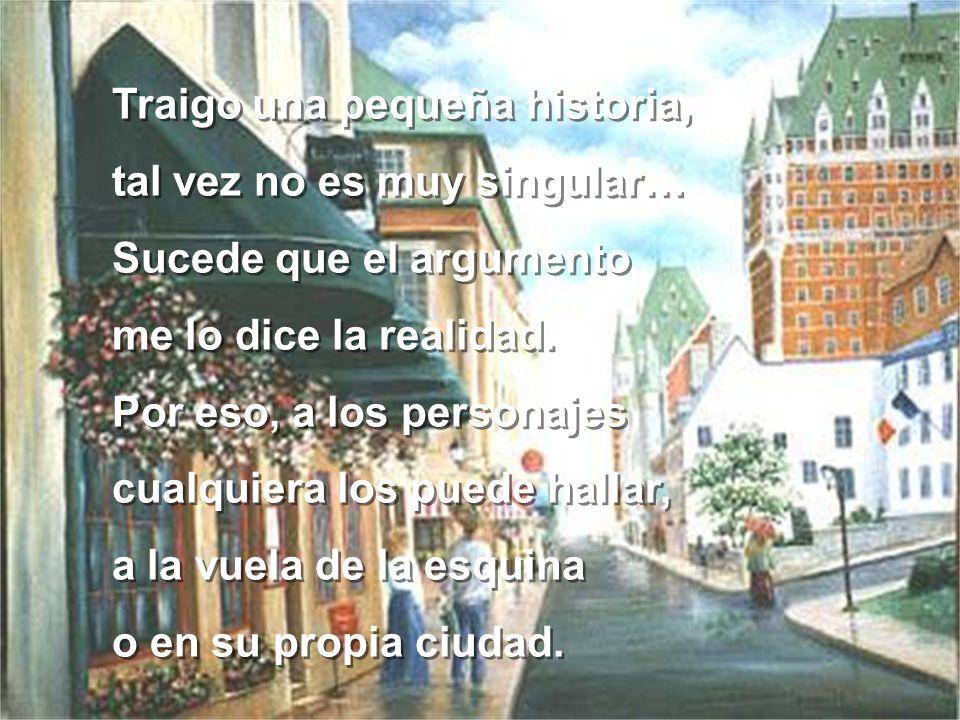 LA PALOMA Y EL GAVILÁN Presentación: MARCIA 05-03-2003