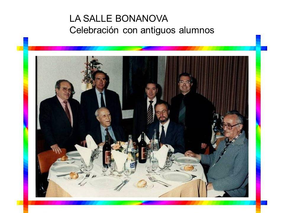 ENCUENTRO LASALIANO EN SAN ASENSIO (LOGROÑO) Coloquio con los Hermanos Jóvenes de España