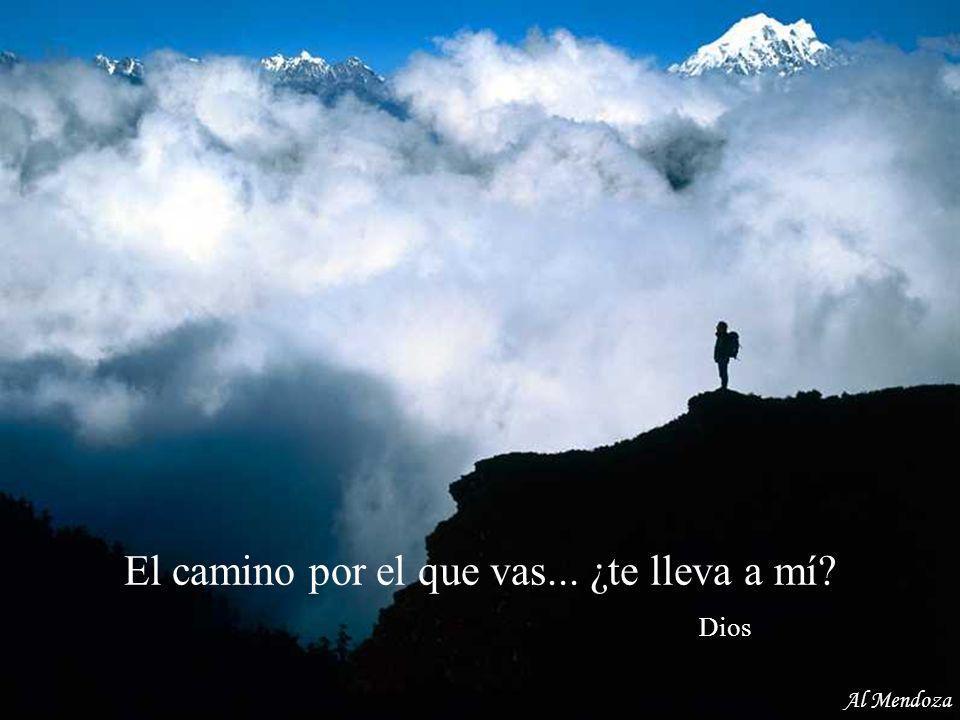 Te amo a ti, y a ti, y a ti, y a ti, y a ti... Dios Al Mendoza