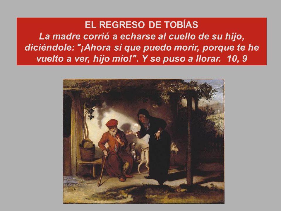 Cap.9 LA VISITA DE RAFAEL A GABAEL. EL ENCUENTRO DE GABAEL Y TOBÍAS.