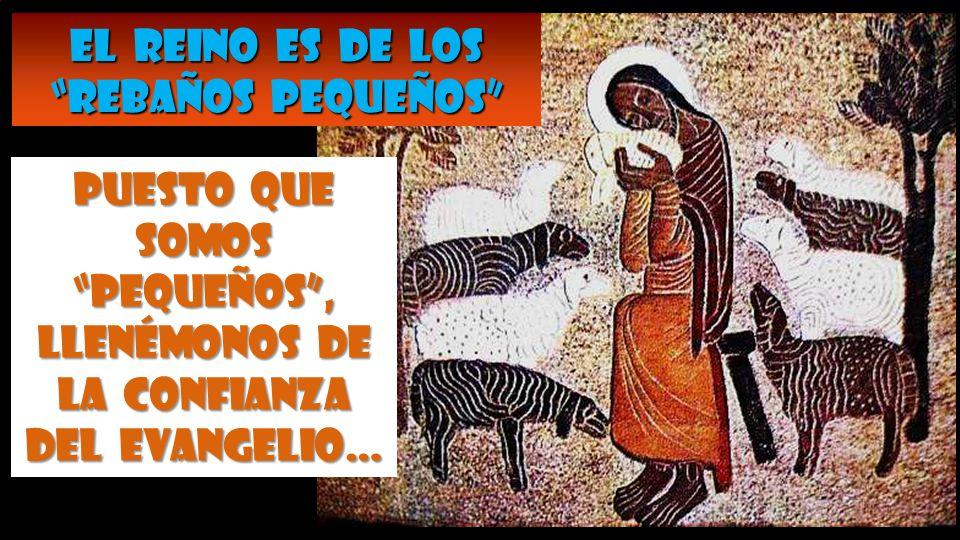 Lc. 12, 32-48: En aquel tiempo, dijo Jesús a sus discípulos: