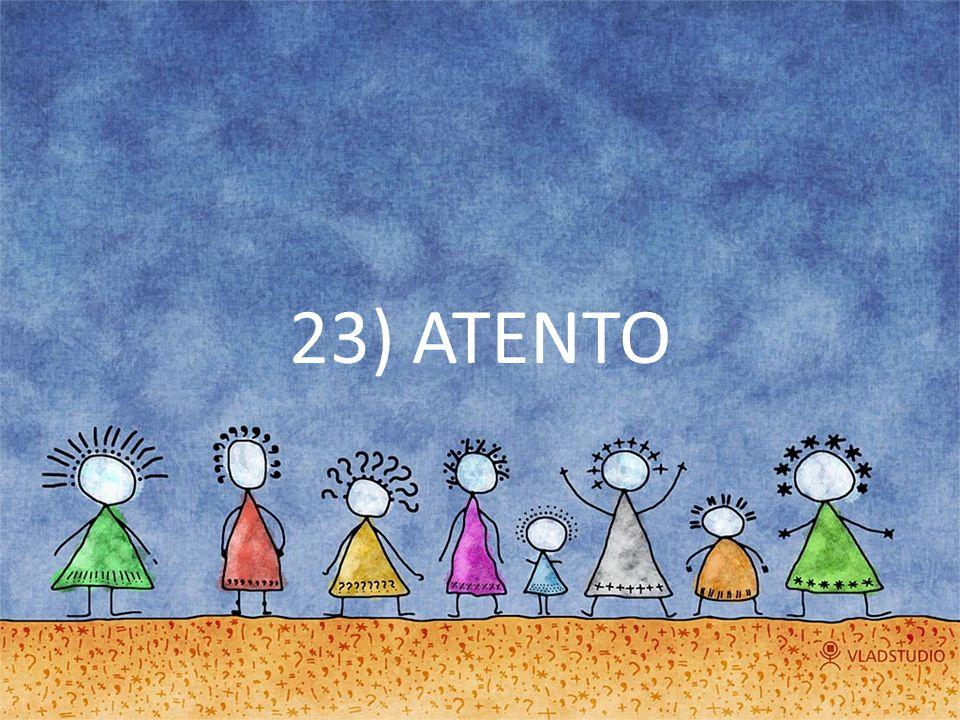 23) ATENTO