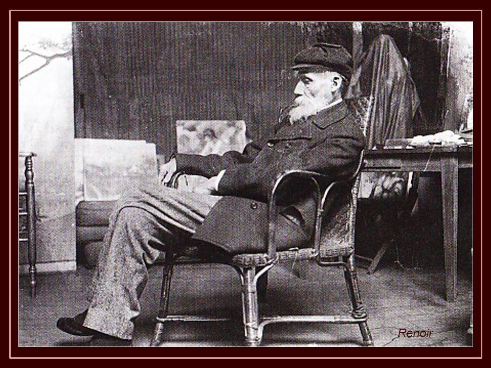 Fue gracias a uno de los nietos del pintor, Paul Renoir, el cual desveló durante el 13º Congreso Europeo de Reumatología (Ámsterdam, 1995), algunos as