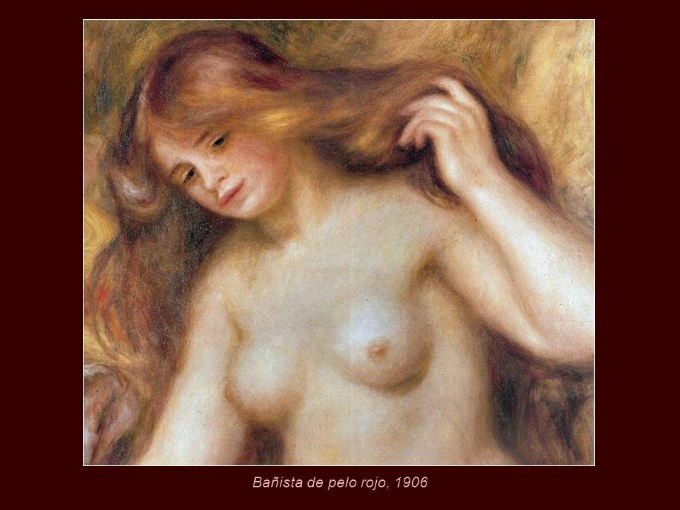 Retrato de Julie Manet, 1894Gabrielle con Jean 1896