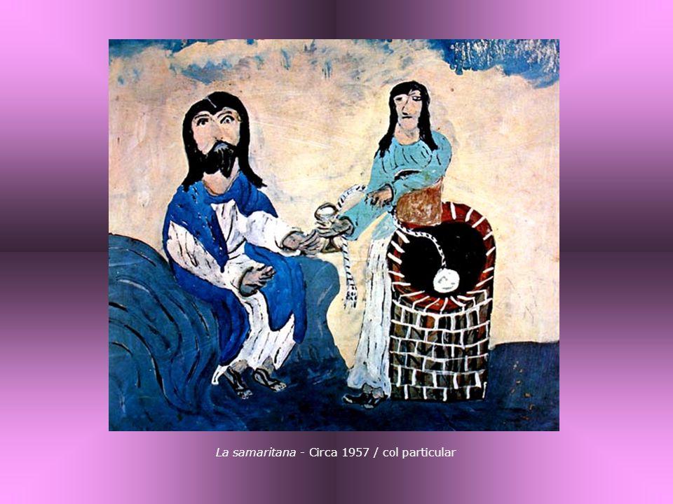 La cascada y la serpiente – 1966 / col. particular