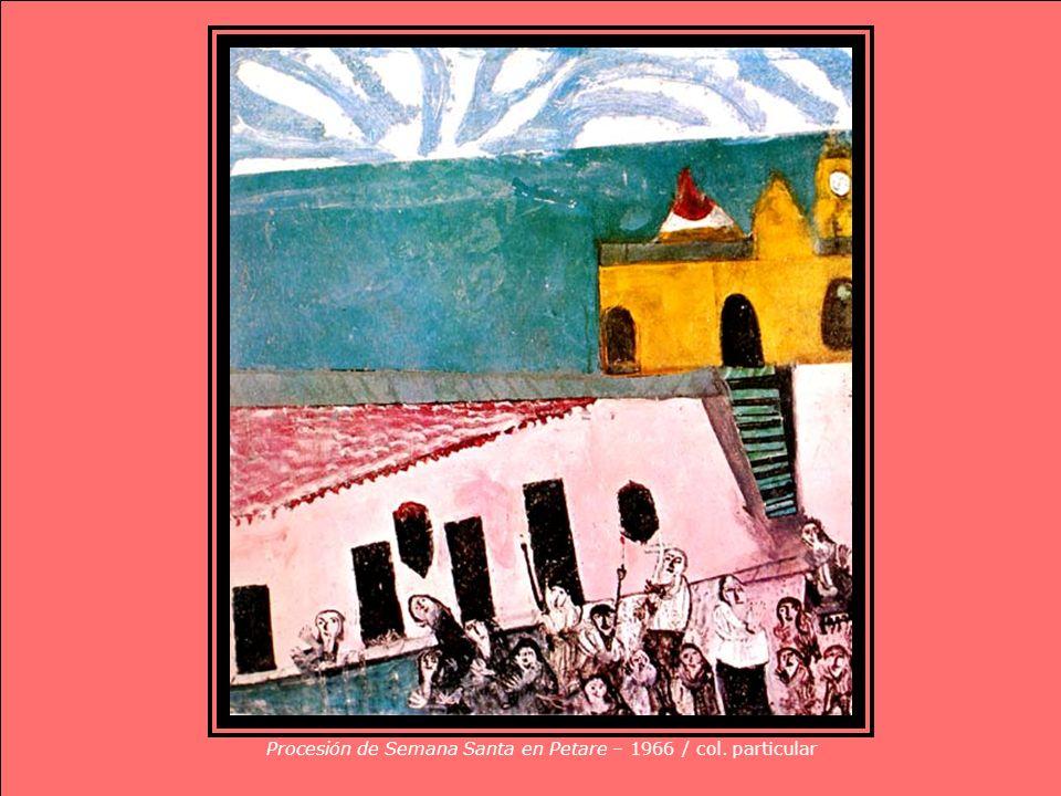 La Crucifixión – 1961 / col. particular