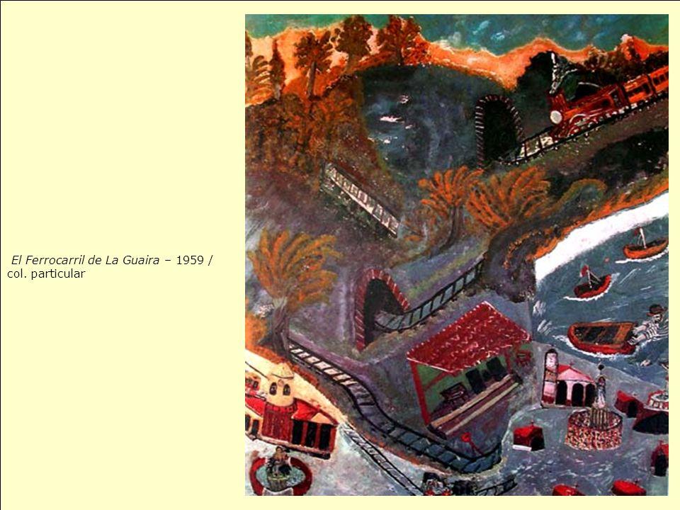 El camino amarillo - 1959 / col. particular