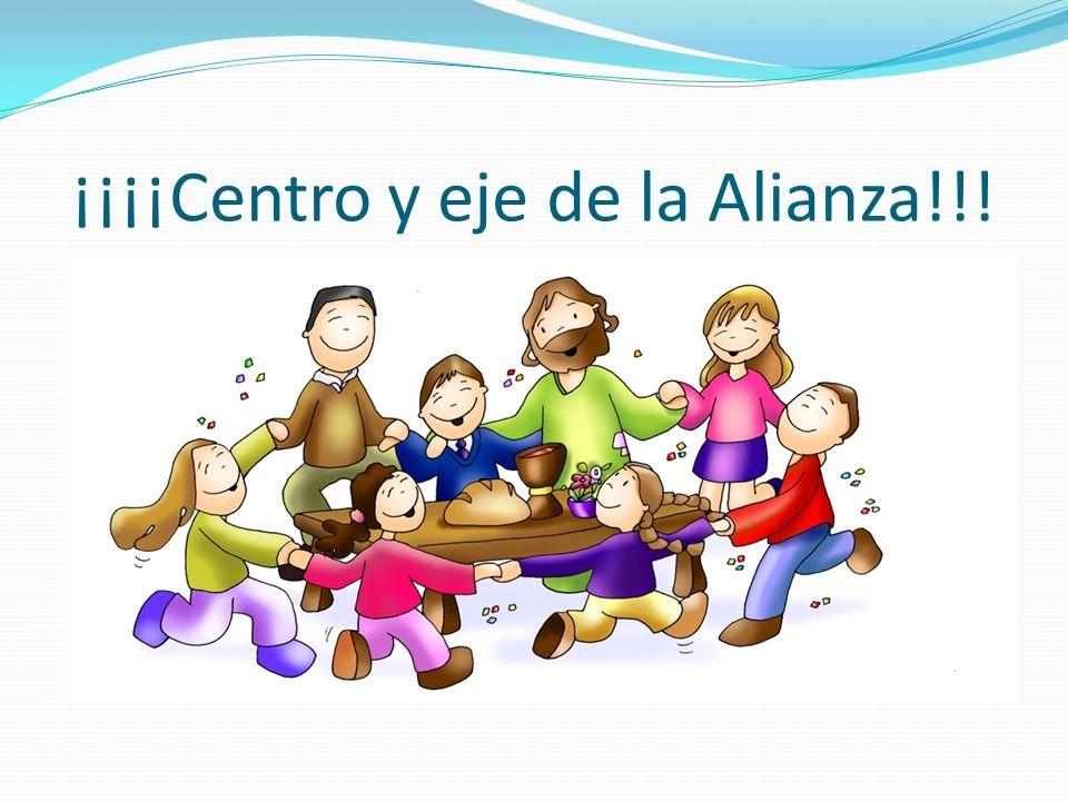 ¡¡¡¡Centro y eje de la Alianza!!!