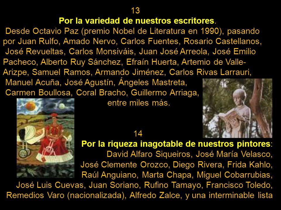 42 Por nuestras míticas etnias mexicanas, alrededor de 70, que van desde las muy veneradas como la Maya, Tarahumara y Otomí, hasta las menos conocidas, como Tlapasnek, Popoluca, Chatino, Kanjobal, Kekchí y Kumiai.