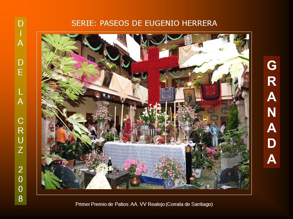 DíADELACRUZ2008DíADELACRUZ2008 SERIE: PASEOS DE EUGENIO HERRERA GRANADAGRANADA Detalle jocoso de la sacristana de los Trinitarios