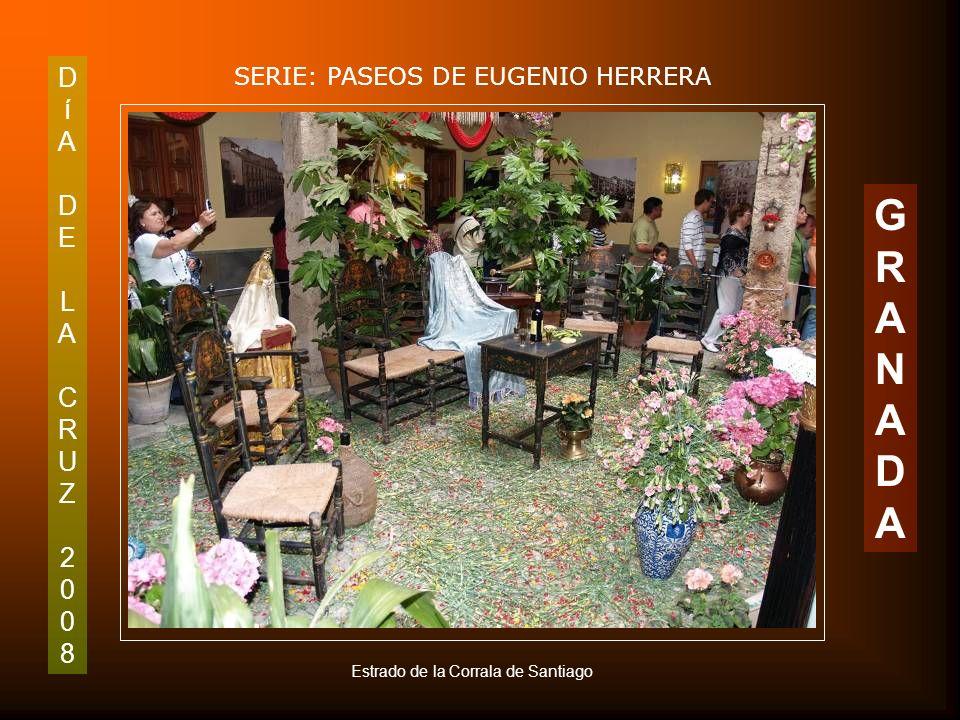 DíADELACRUZ2008DíADELACRUZ2008 SERIE: PASEOS DE EUGENIO HERRERA GRANADAGRANADA Detalle de las pilas de lavar de la Corrala de Santiago