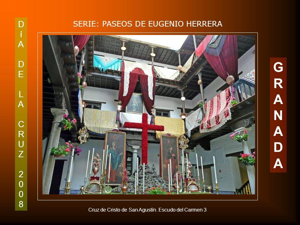 DíADELACRUZ2008DíADELACRUZ2008 SERIE: PASEOS DE EUGENIO HERRERA GRANADAGRANADA Detalle del Colegio Regina Mundi