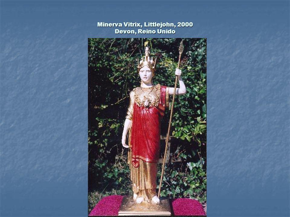 Minerva Vitrix, Littlejohn, 2000 Devon, Reino Unido