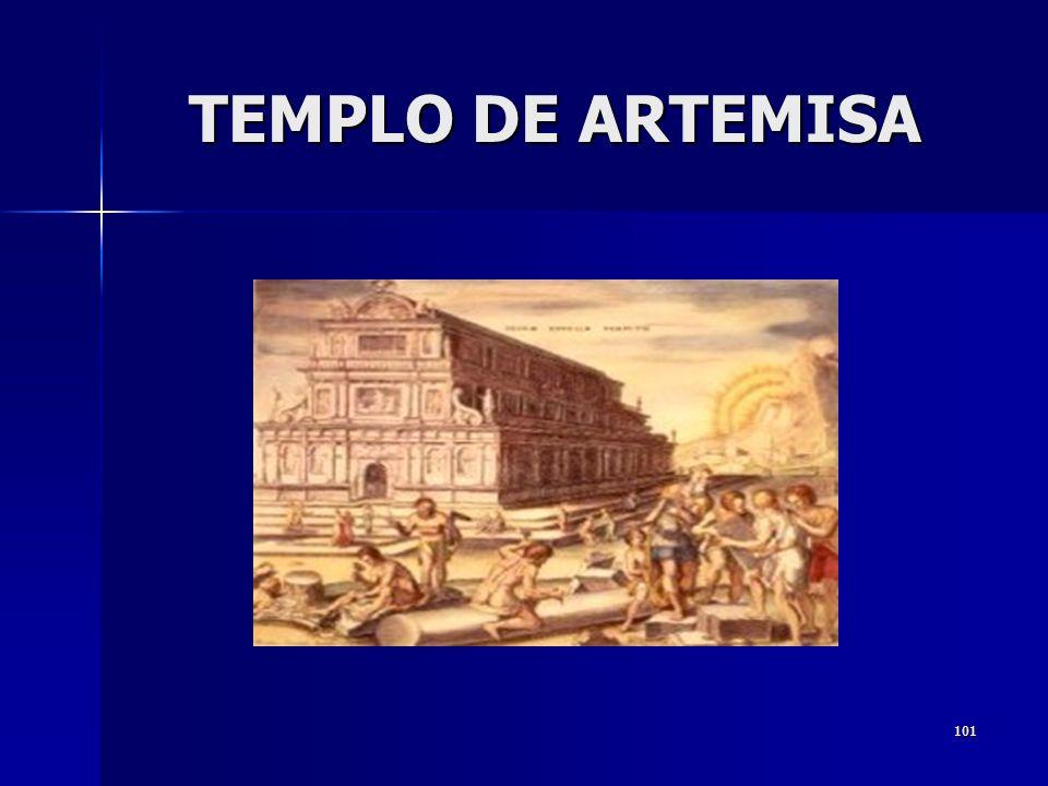 101 TEMPLO DE ARTEMISA
