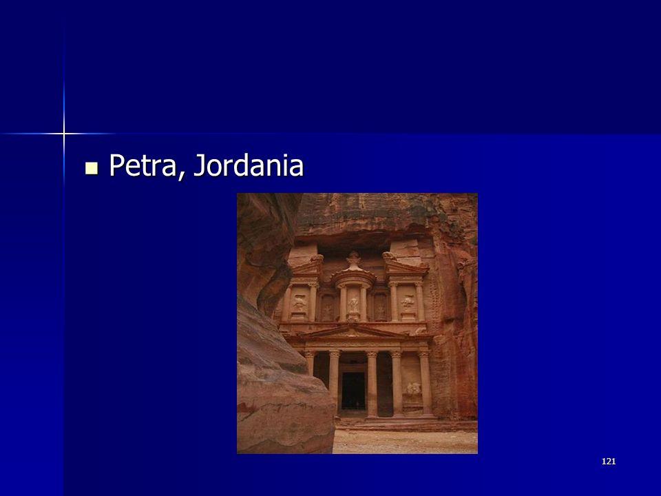121 Petra, Jordania Petra, Jordania