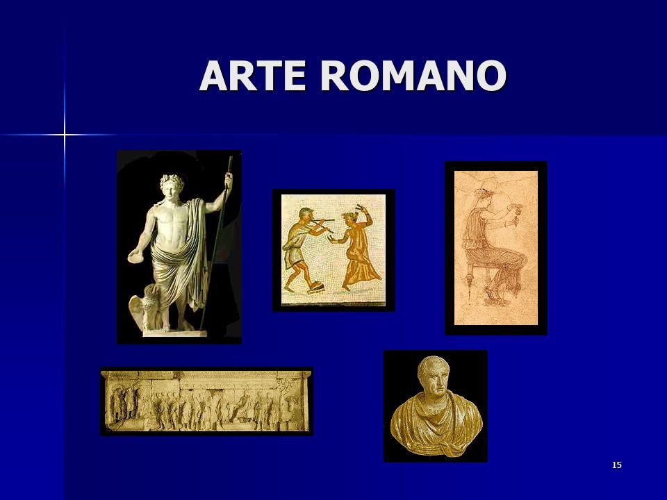 15 ARTE ROMANO