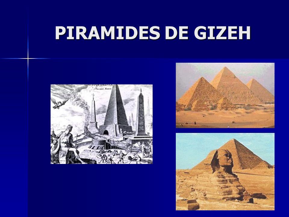 63 PIRAMIDES DE GIZEH