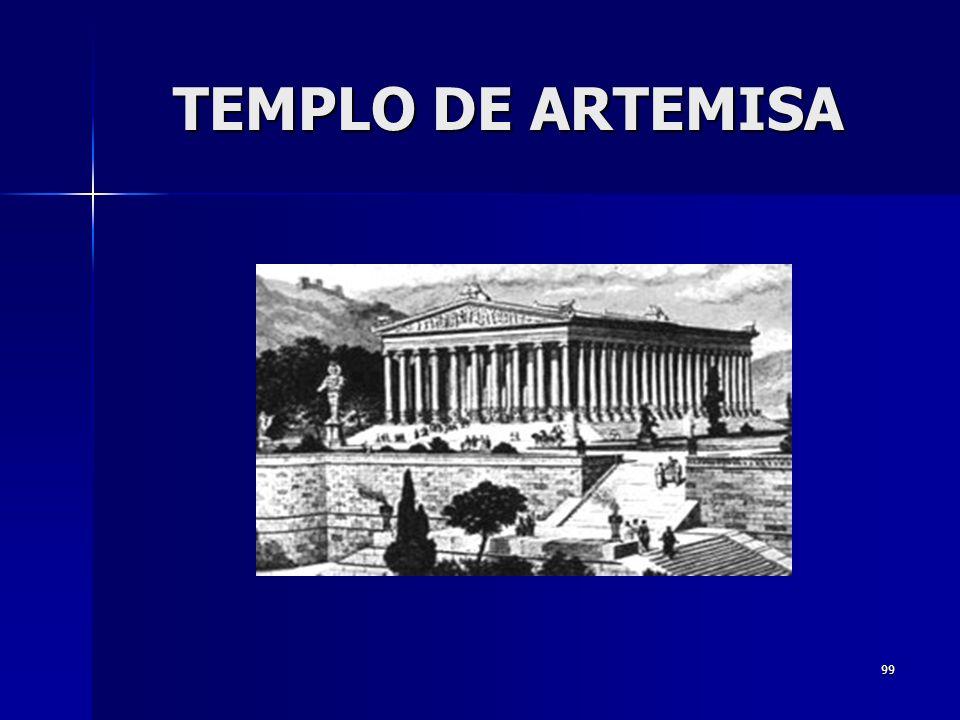 99 TEMPLO DE ARTEMISA
