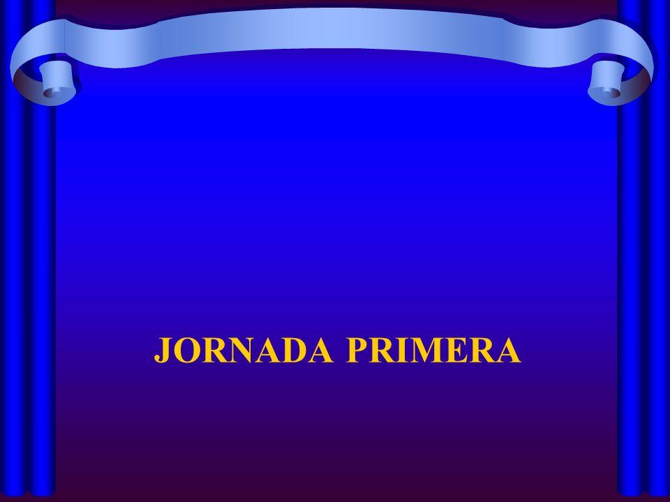 JORNADA PRIMERA