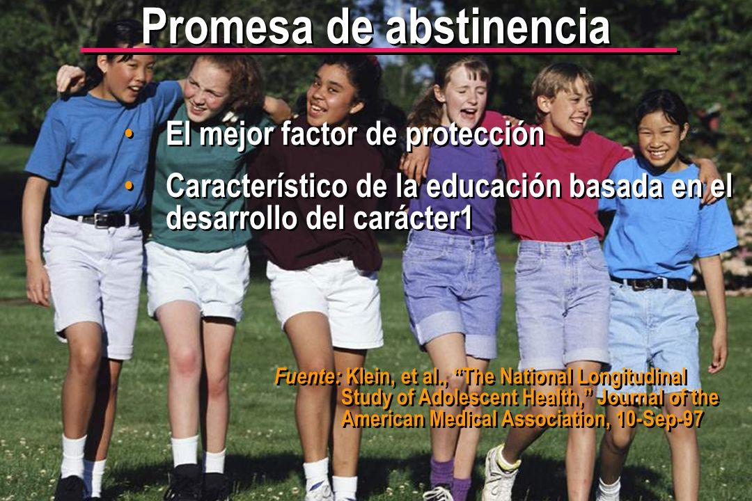 © IEF 60 FLE 1.0.2s El mejor factor de protección Característico de la educación basada en el desarrollo del carácter1 El mejor factor de protección C
