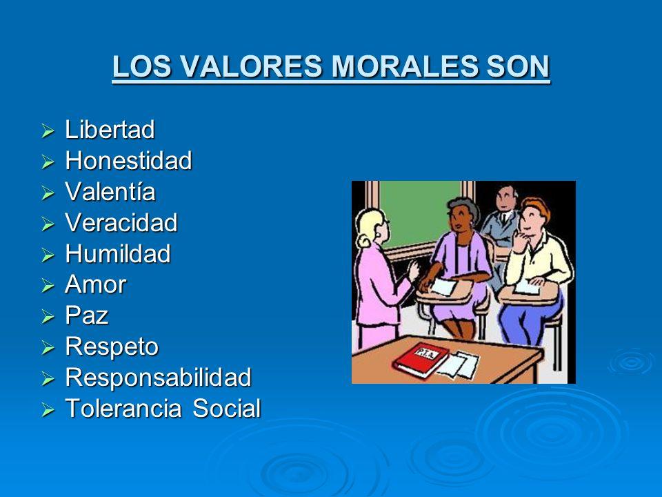 VALORES DE ÉTICA La ética se refiere a las normas por las cuales debemos regirnos con base en nuestros valores.