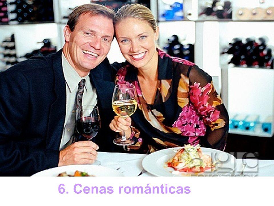 6. Cenas románticas