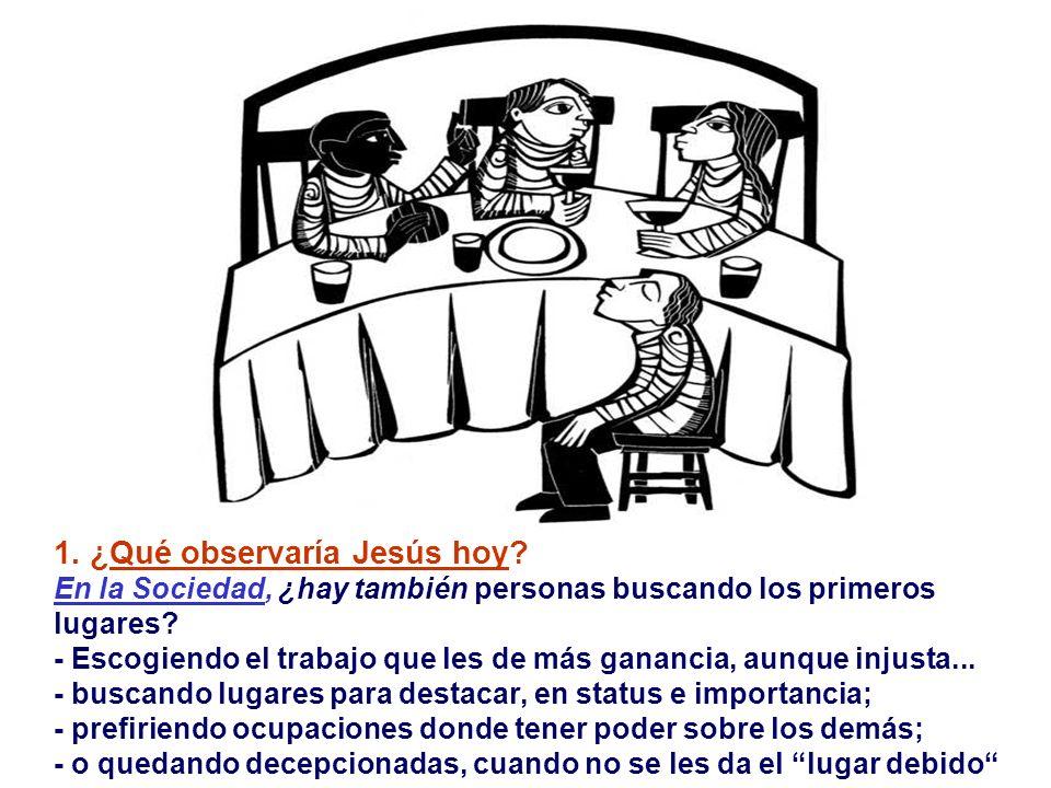 + La 2ª es para quien convida: Cuando des una comida o una cena, no invites a los que también te pueden invitar a ti... Por lo contrario, convida a lo