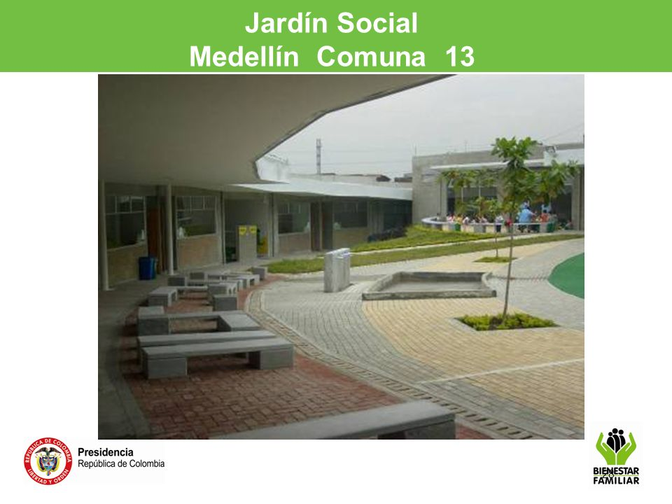 28 Jardín Social Medellín Comuna 13