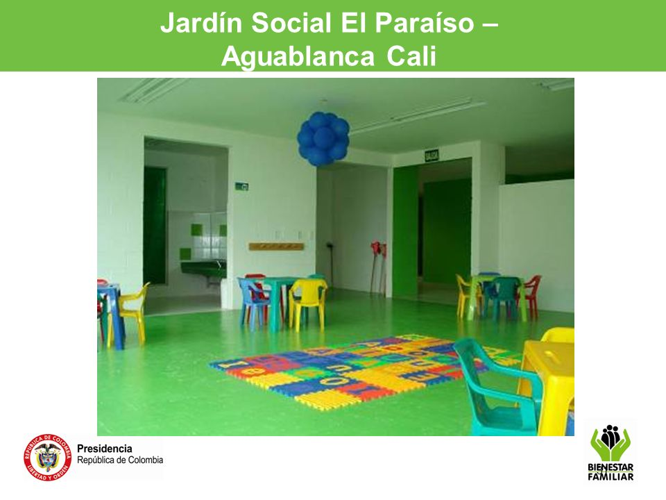 31 Jardín Social El Paraíso – Aguablanca Cali