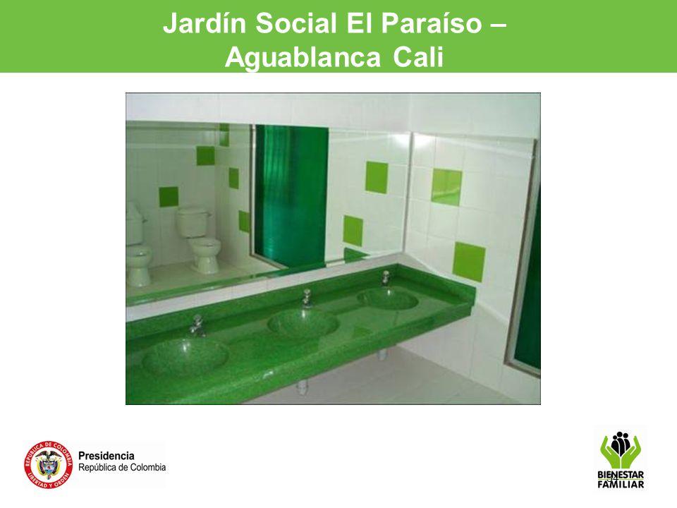 34 Jardín Social El Paraíso – Aguablanca Cali