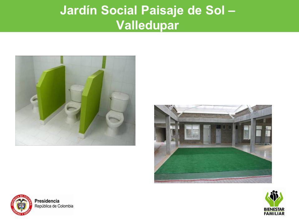 Jardín Social Paisaje de Sol – Valledupar