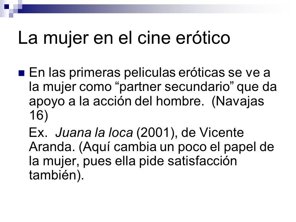 Siglo XX La mujer deja de ser el partner secundario y pasa a ser la protagonista.
