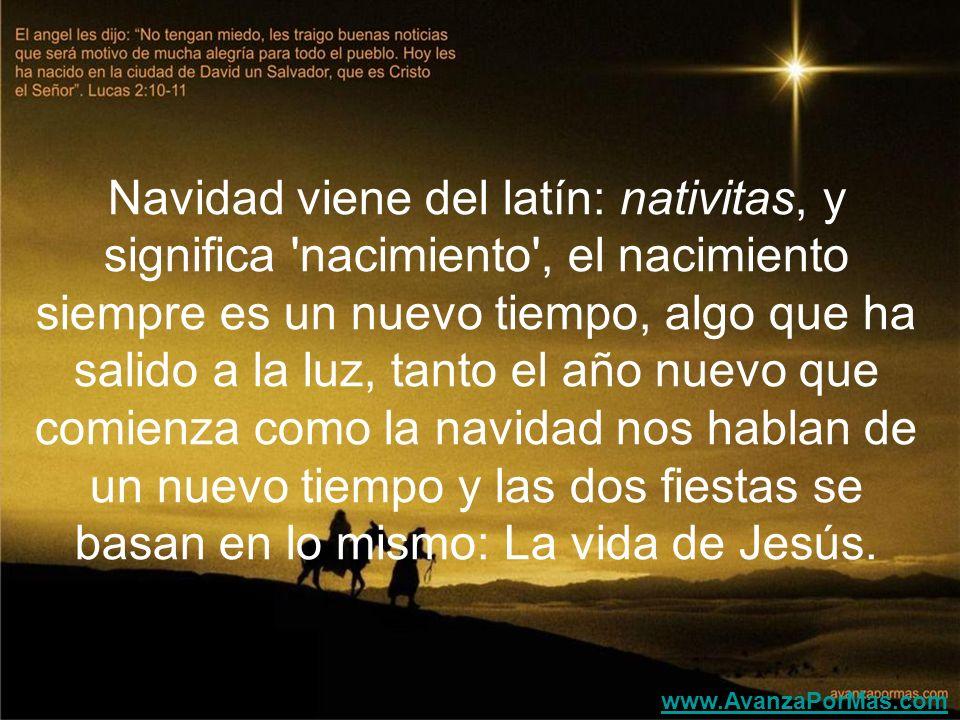 La verdadera y única navidad es la que recuerda y festeja el nacimiento de Jesús. Aunque la fecha no es exacta, sin embargo si es representativa y sim